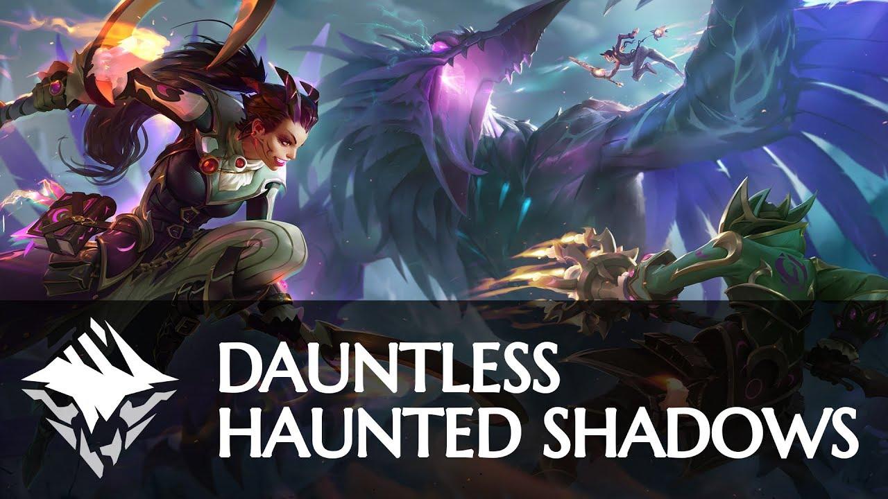 La Mietitura Oscura fa' il suo ritorno su Dauntless e inizia Ombre Occulte