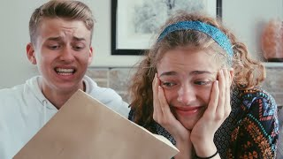 opening my brother's gcse results 2019...