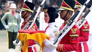 LIVE: Upacara Peringatan Detik-Detik Proklamasi Kemerdekaan RI, 17 Agustus 2019