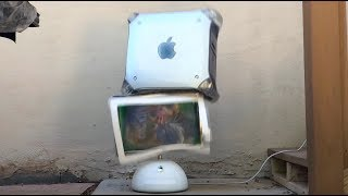 iMAC G4 VS. POWERMAC G4
