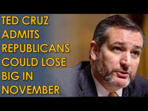 """Ted Cruz admits Republicans could get HAMMERED this election: """"It could be DEVASTATING"""""""