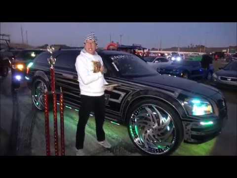 "Veltboy314 - Bruce's Custom Dodge Magnum On 28"" Corleone Forged Wheels"