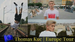 Thomas Kuc | Memories Europe Tour! ✨