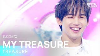 TREASURE(트레저) - INTRO + MY TREASURE @인기가요 inkigayo 20210124