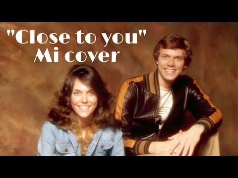 Cover de '(They Long to Be) Close to You' de The Carpenters