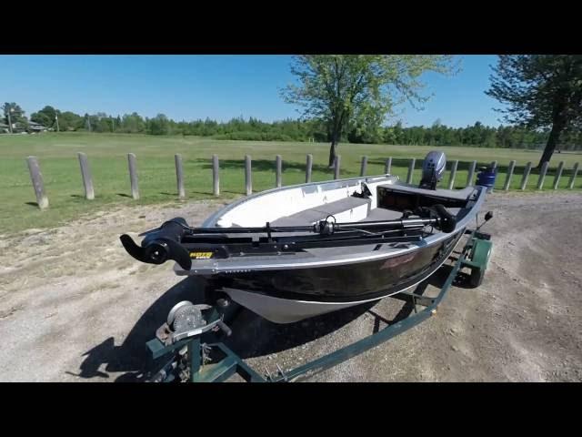 Tiller Conversion Modifications Review - Aluminum Boat Project #31
