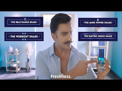 Ranveer Singh Ad Nivea Men Duo TVC Full