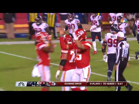 Patrick Mahomes Finds Travis Kelce For FIRST Touchdown of Kansas City Chiefs Season!