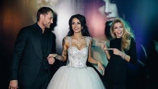 Счастливый Кабан. Трогательная свадебная церемония. Липовые!!!