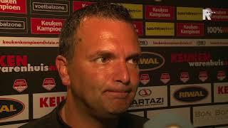 Claudio Braga: 'NAC had een iets betere avond'