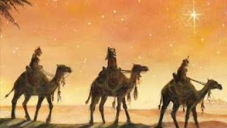 We Three Kings Christmas Carol