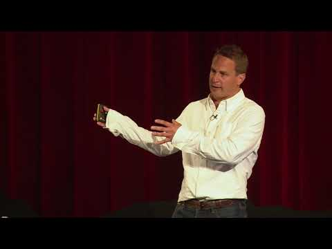 Pre-habilitate and come back stronger | Jean-Charles Rollier | TEDxChamonix