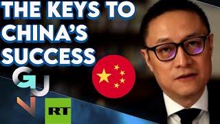 Video : China : Eric Li on China's rise
