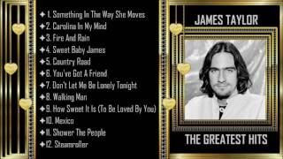 James Taylor ༺♥༻ Greatest Hits ༺♥༻ Full Album '1976'