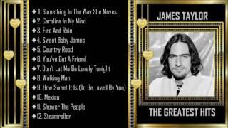 "James Taylor ༺♥༻ Greatest Hits ༺♥༻ Full Album ""1976"""