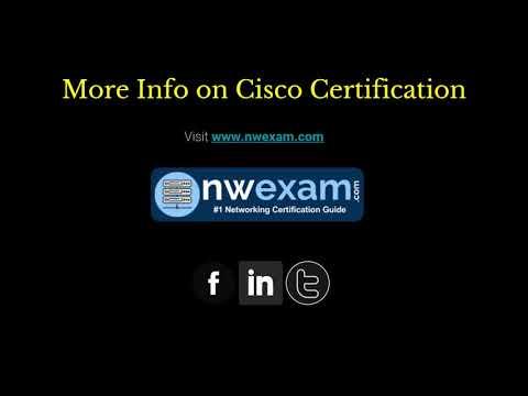 Best Way to Prepare Cisco CCDA 200-310 (DESGN) Certification ...