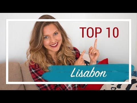 Mých TOP 10 | Lisabon
