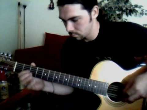 ian's guitpickin, two songs