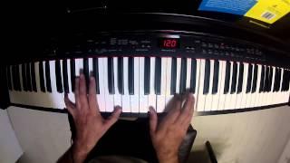 Daniel Powter - Lose to Win (Piano Accompaniment)