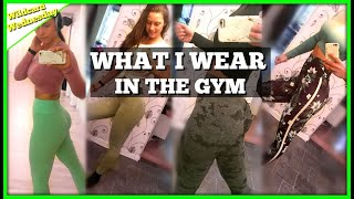 WHAT I WEAR  | 17 Mixed Outfits For The Gym