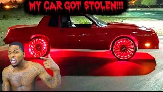 SOMEBODY STOLE MY CAR (STORYTIME)