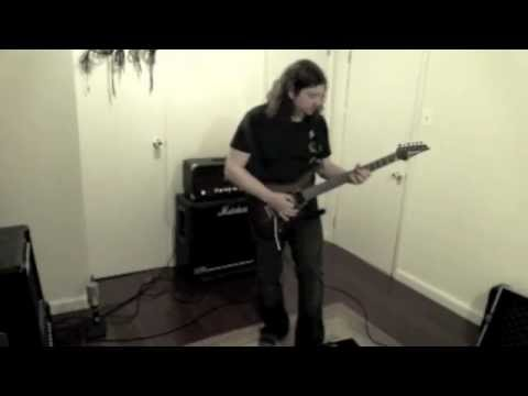 "Whooznxt Satriani - ""God Is Crying"" by Jason Reeder"