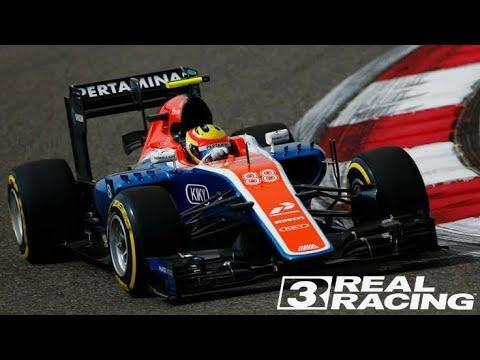 Video Livery Manor Racing   Real Racing 3