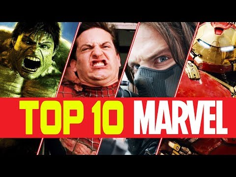 TOP 10 Best Action Scenes From Marvel Movies
