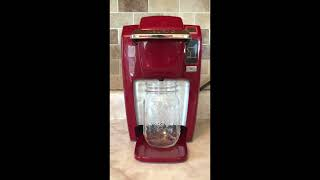 How To Make A Caramel Iced Coffee Using Your Keurig!!