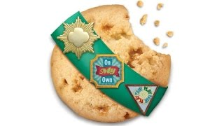 Girl Scouts kick off cookie season