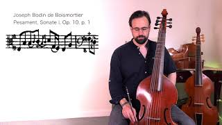 Viola da Gamba Tutorial No. 13: French Ornaments Pt. I - Trills