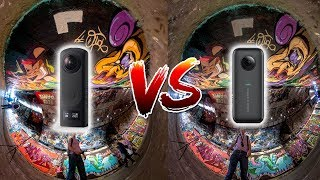 Ricoh Theta Z1 vs Insta360 One X: Ultimate Comparison