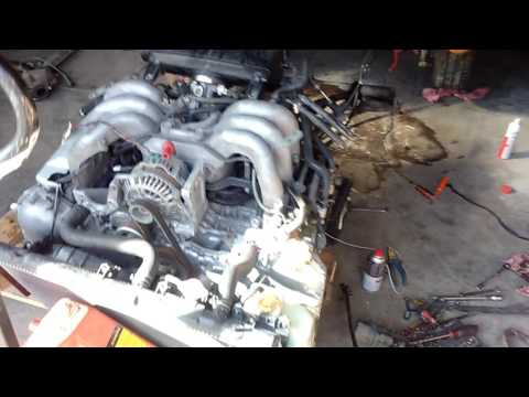 Ep2 VW Caravelle T3 T25 Vanagon Subaru H6 3 0 Idle and Hot Start