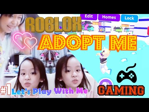 ROBLOX Gaming | How To Play ROBLOX Adopt Me
