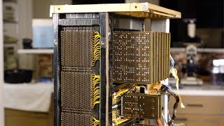 IBM 9020 Core Memory Module from the FAA Air Traffic Control System