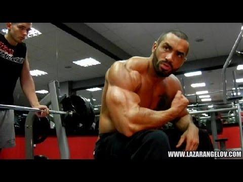 Que faire pour que ne supportaient pas les muscles sur lyachkakh