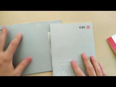 Unboxing ICBC Kartu Kredit