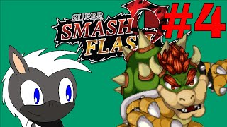 HAIL TO THE KING, BABY!   Super Smash Flash 2 Classic Mode Part 4: Bowser