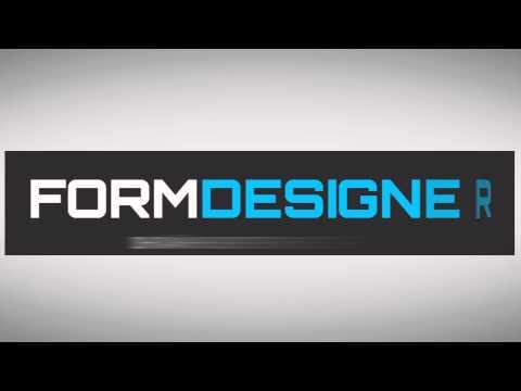 Видеообзор FormDesigner