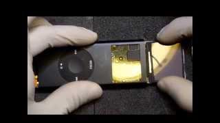IPod Nano 2nd Gen A1199  Screen Replacement