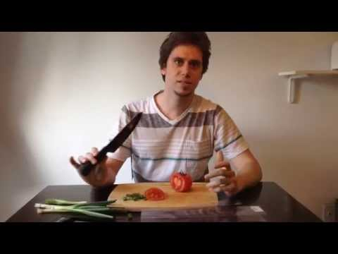 7 Inch Ceramic Knife by Big Bang Cooking Review