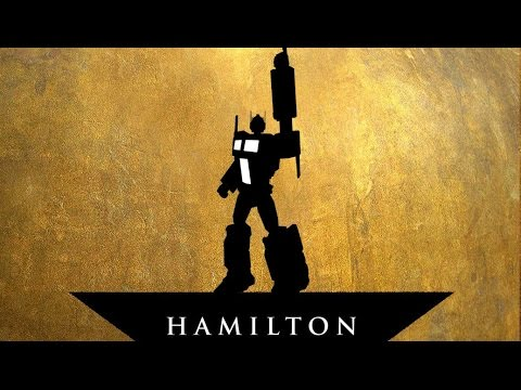 Aaron Burr, Sir - Hamilton Original Broadway Cast Recording (Stop-Motion)