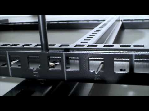 Assembly instructions for Server Rack Enclosure