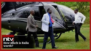 I'm not very rich: Raila - VIDEO