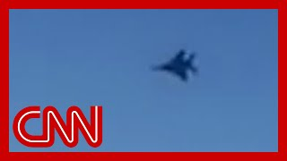 US Confirms Fighter Jet Flew Close To Iranian Passenger Plane For Inspection