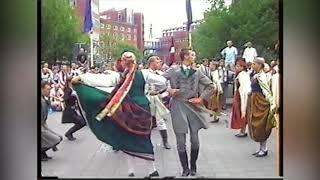 TDA Zīle - Audēju deja