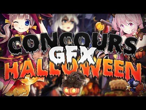[ANNONCE] Concours GFX sur le thème Halloween!
