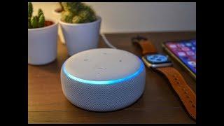 Amazon Echo Dot 3rd Generation is the BEST Smart Speaker!