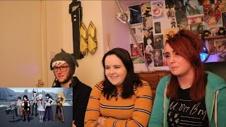 RWBY Volume 6 Chapter 8 Reaction: Yeetable Obstacles