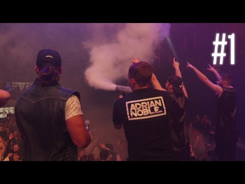 Malevich Night Club | Lviv Ukraine | Official Aftermovie | Noble On The Road #1